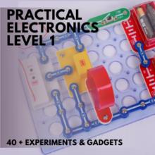 BDS 002 Practical Electronics Course Level 1