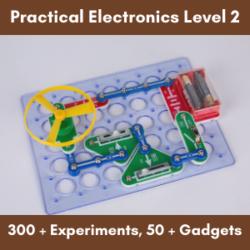 BDS 012 Practical Electronics Course Level 1