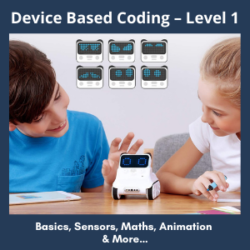 BDS 111 Device Based Coding Course Level 1