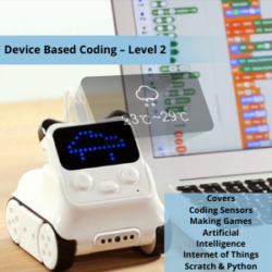BDS 112 Device Based Coding Course Level 2