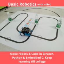 BDS 113 Basic Robotics Course
